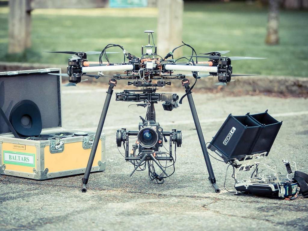 RVRD-X8-drone